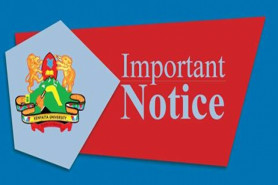 Clarified Reopening of the University Advert