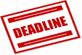 REVIEWED DEADLINES FOR FEE PAYMENT AND UNITS REGISTRATION